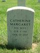 Profile photo:  Catherine Margaret Benson