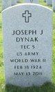 Profile photo:  Joseph J. Dynak
