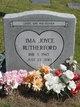 Ima Joyce Rutherford