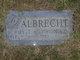 Profile photo:  Virginia Dare <I>Burk</I> Albrecht