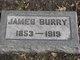 Dr James Burry