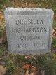 Drusilla Engle <I>Richardson</I> Wilcox