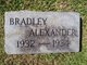Bradley Alexander