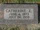 Profile photo:  Catherine E. <I>Fitzgerald</I> Boler