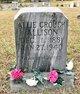 Allie Mayfair <I>Crouch</I> Allison