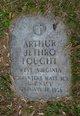 Profile photo:  Arthur Jethro Fought
