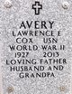"Profile photo:  Lawrence E. ""Sonny"" Avery"
