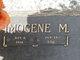 Profile photo:  Imogene <I>Mundy</I> Clinton