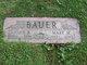 Mary M. <I>DeMongeot</I> Bauer