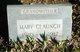 Mary <I>Claunch</I> Massengill