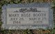 Mary Rose Booth