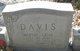 Marvin Gene Davis