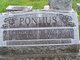 "Profile photo:  Amey S ""Annie"" <I>Pyle</I> Pontius"