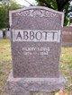 Profile photo:  Henry Louis Abbott