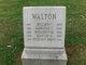 Profile photo:  Blanche C. Walton