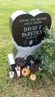 "David F ""D-Blaze"" Paredes"