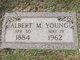 Profile photo:  Albert M Young