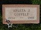 Profile photo:  Arleta Jeanne <I>Hawley</I> Coffelt