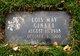 Lois May Ginkel
