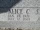 Profile photo:  Alice C. <I>Bohn</I> Bales