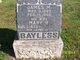 Profile photo:  Mary Ross <I>Moore</I> Bayless