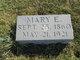 Mary E. Acuff
