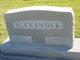 Gladys E. Alexander