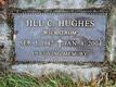 Jill C <I>Wickstrom</I> Hughes