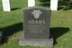 "Capt Dexter Curtis ""D.C."" Adams, Sr"
