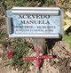 Profile photo:  Manuela <I>Espinoza</I> Acevedo