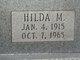 Profile photo:  Hilda M. Adreon