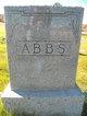Tillie E <I>Johnson</I> Abbs