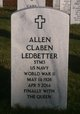 Profile photo:  Allen Claben Ledbetter