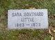 Sara M. <I>Southard</I> Little