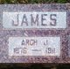 Arch J. James