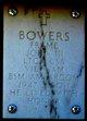 Frame John Bowers III