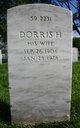 """Dorris Pearl """"Doris"""" <I>Hoyt</I> Cooper"""