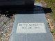 Profile photo:  Betty <I>Garland</I> Lee