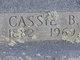 Cassie Lotta <I>Burnette</I> Blazer