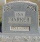 Ina Barker