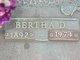 Bertha M <I>Davis</I> Crawford