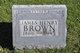 James Henry Brown
