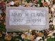 Mary Margaret <I>Ogden</I> Clark