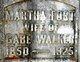 Martha C. <I>Forte</I> Walker