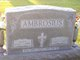 "Profile photo:  Adolph James ""Jim"" Ambrosius"