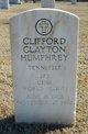 Clifford Clayton Humphrey