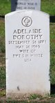 Profile photo:  Adelaide Dorothy White