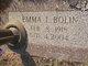 Profile photo:  Emma Lorene <I>Agee</I> Bolin