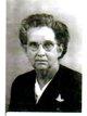 Hilma Josephine <I>Sandberg</I> Burlingame