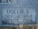 Dollie Louise <I>Stroup</I> Angel